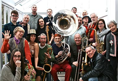 Mike westbrook Band